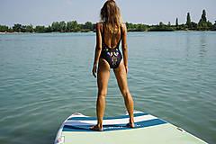 Bielizeň/Plavky - Kohútik Jarabý - celé plavky - 8411167_