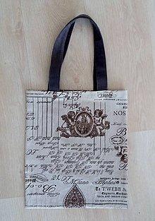 Nákupné tašky - Taška ANDĚLÉ - 8413102_
