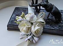 - Svadobné náramky