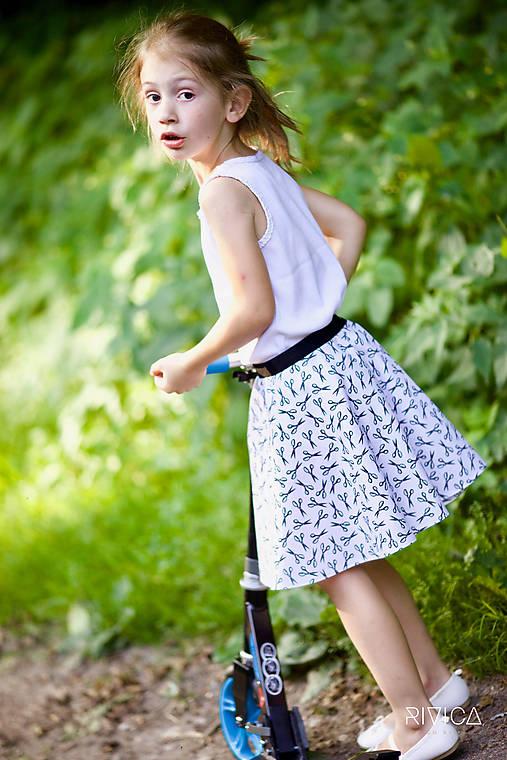 Detské oblečenie - LETNÁ AKCIA - suknička