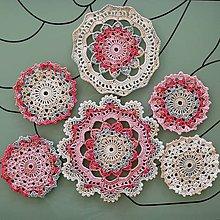 """Úžitkový textil - Subor """"Rosa"""" - 8415009_"""