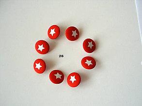 Galantéria - poťahované gombíky 28 - 8413555_