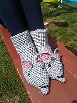Topánočky - Detská myš - 8414099_