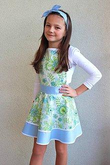Detské oblečenie - detská zásterka Jar - 8416671_
