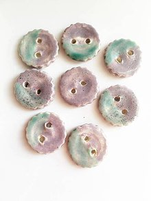 Drobnosti - keramické gombíky III - 8418132_