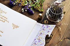 Papiernictvo - Kniha hostí s textom - 8416935_