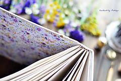 Papiernictvo - Kniha hostí s textom - 8416937_