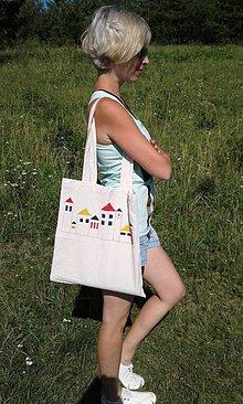 Nákupné tašky - Bavlnená taška