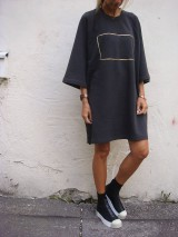 - -ORÁMOVANÉ šaty- - 8418477_