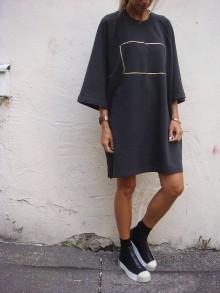 Šaty - -ORÁMOVANÉ šaty- - 8418477_