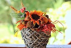 - Jesenný aranžmán - 8420964_
