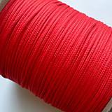 - Šnúra PES 1,5mm-1m (červená) - 8420177_