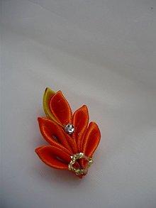 Pierka - Svadobné pierko v jesenných farbách - 8421639_
