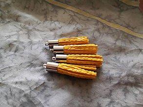 Polotovary - Strapce koženka - zľava (SK3 - pár) - 8421013_