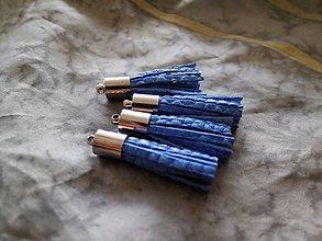 Polotovary - Strapce koženka - zľava (SK4 - pár) - 8421024_