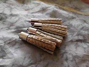 Polotovary - Strapce koženka  (SK6 - pár) - 8421054_