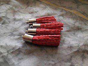 Polotovary - Strapce koženka - zľava (SK5 - pár) - 8421063_