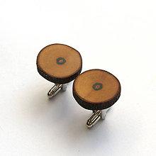 Šperky - Čremchové krúžky s kôrou - 8422020_