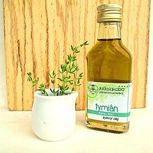 Drogéria - Bylinný olej TYMIÁN - 8422719_