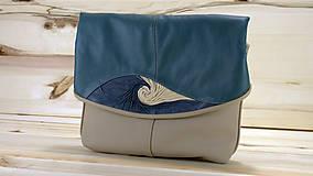 Kabelky - Kožená kabelka - Jemen Colours - 8424917_
