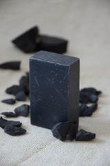 Drogéria - Hviezdna brána, PríRODné šungitové mydlo detoxikačné, na harmonizáciu problematickej/unavenej pleti - 8422739_