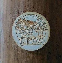 Drobnosti - Magnetka Liptov - 8424213_