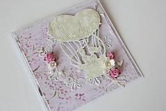 Papiernictvo - Romantické prianie - 8425798_