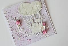 Papiernictvo - Romantické prianie - 8425800_