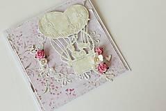 Papiernictvo - Romantické prianie - 8425801_
