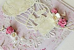 Papiernictvo - Romantické prianie - 8425802_