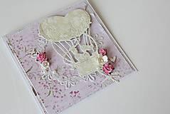 Papiernictvo - Romantické prianie - 8425803_