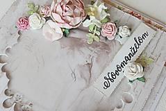 Papiernictvo - Svadobná pohľadnica - 8425823_