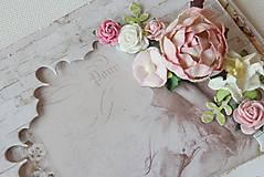 Papiernictvo - Svadobná pohľadnica - 8425826_