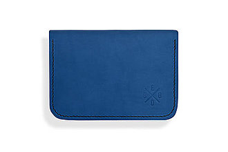 Peňaženky - Peňaženka Perry - modrá - 8423211_