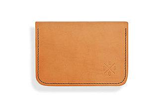 Peňaženky - Peňaženka Perry - cedr - 8423262_
