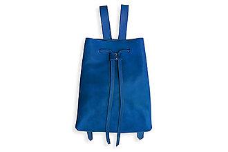 Batohy - Eggo batoh Murphy - modrá - 8424737_