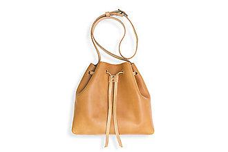 Veľké tašky - Eggo kabelka Hertz - béžová - 8424925_