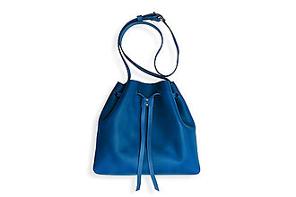 Veľké tašky - Eggo kabelka Hertz - modrá - 8424975_