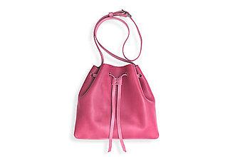 Batohy - Eggo kabelka Hertz - růžová - 8424990_