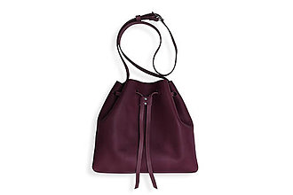 Veľké tašky - Eggo kabelka Hertz - fialová - 8425015_