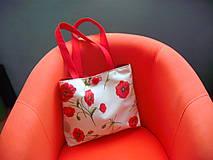 Kabelky - Aithne - príručná taška - 8424091_
