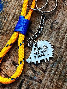 Kľúčenky - ... ver sám v seba! - 8428380_
