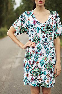 Šaty - Šaty so širšími rukávmi - 8426001_