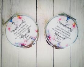 Darčeky pre svadobčanov - Zrkadielko - 8426422_