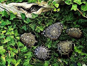 """Dekorácie - MANDALA """"Mandalka hojnosti""""-energetický dekoračný kameň pre lásku, šťastie, zdravie, hojnosť všetkého.-) - 8427648_"""