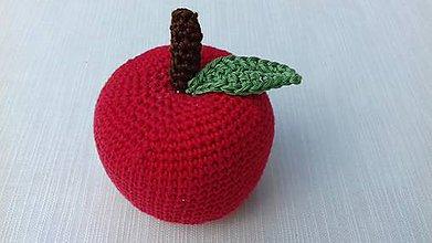 Hračky - jablko - 8427567_