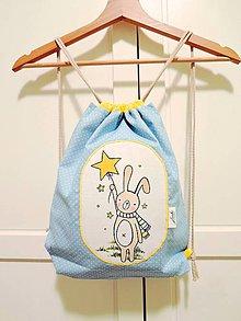 Detské tašky - Len ja a môj svet - batôžtek pre chlapčeka - 8427794_