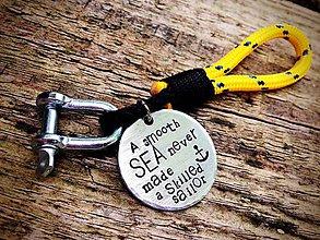 Kľúčenky - ... pre Tvojho NÁMORNÍKA :) s Letnou novinkou SPOLU :) - 8429398_