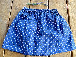Detské oblečenie - Folk suknička - 8429940_