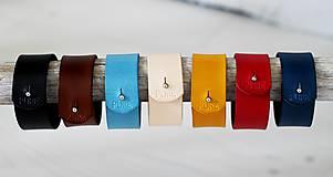 Náramky - Kožené náramky SIMPLICITY - 8429010_